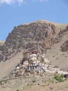 The Spiti Valley in Himachal Pradesh