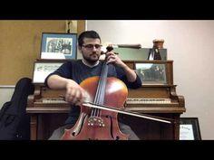 French Folk Song, Suzuki Cello Book 1, No. 2 - Practice Video - YouTube