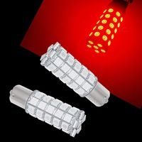 2PCS BA15S 1156 46-5050 SMD LED RED Auto 12V Car Signal Light Bulbs  #BA15S  #5050SMD   #REDLED   #Carsignallight    #Carlight Red Shop, Red Led, Car Lights, Bulbs, Lightbulbs
