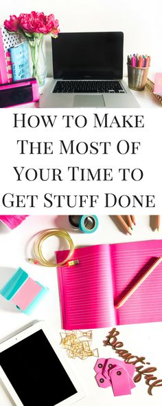 People are always asking me how I do it all... and it all comes down to time management. Here are tried & true tips to find the time to get everything done.