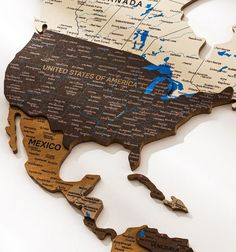Brown Safari: 3D World Wooden Map by GaDenMap. Wood World Map is a unique wall décor idea for your home! World Travel Map, Push Pin Map, Travel Map with Pins. Wood World Map can be used as a travel map. Pin board for your loft decor ideas, business development places, travel destination and just random notes of happiness. Large wall art decor and a place for inspiration! #worldmap #kitchenwalldecorideas #kitchenwalldecor