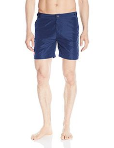 Sundek Mens Classic 16 Inch Adjustable Waistband Swim Short Navy 31 -- Click the swimwear for detailed description http://www.amazon.com/gp/product/B01BAN3VBK/?tag=buyamazon04b-20&pju=260217110930