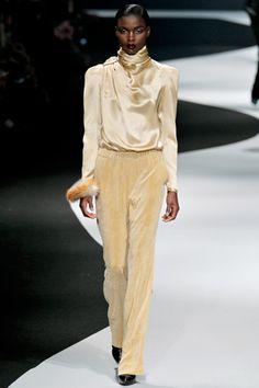 Fall 2012 RTW, Designer: Viktor & Rolf, Model: Janeil Williams