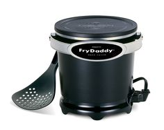 Amazon.com: Presto 05420 FryDaddy Electric Deep Fryer: Fry Daddy: Kitchen & Dining