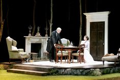 The Home Place. Lyric Theatre, Belfast. Scenic design by Ferdia Murphy. 2009