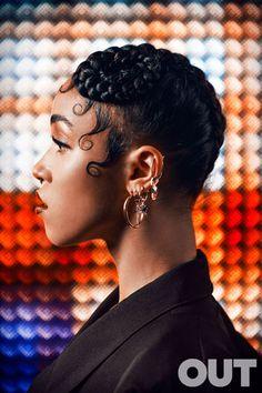 Hot List: The U.K. Singer FKA twigs | Out Magazine