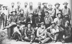 Guerra de Secesión Americana.Soldados Confederados.
