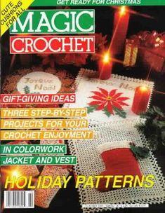 Magic Crochet n° 74 - leila tkd - Picasa Webalbumok