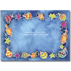 125 best interfaith greeting cards chrismukkah and interfaith cards dreidel ornament photo insert sold out mixed blessing interfaith holiday cards m4hsunfo