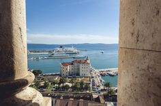 The Stunning City of Split on the Adriatic Sea by: 42 Photos That Will Make You Pack Your Bags for Croatia