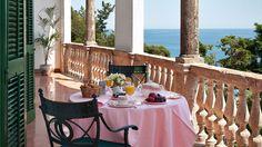 Hostal de la Gavina - Girona, Spain http://www.splendia.com/en/hostal-de-la-gavina-girona.html?property_type=hotel#.