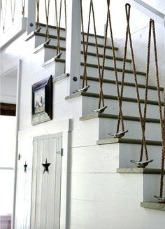 handrail for beach house :)