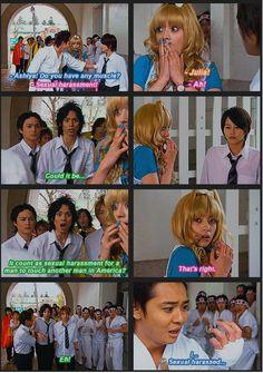 (Hanazakari no Kimitachi) Japanese Show, Japanese Drama, Hiro Mizushima, Laughing Emoji, Drama Funny, Korean Shows, Asian Love, Movies Worth Watching, Funny Cute