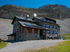 Passo Groste' Rifugio Graffer http://www.visittrentino.it/en/a/madonna-di-campiglio-pinzolo-e-val-rendena/rifugi-baite-madonna-di-campiglio-giorgio-graffer