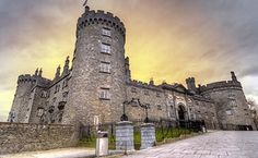 Kilkenny's Colorful Medieval History,Ireland, medieval city walls and St. Canice's Cathedral, Castles - DreamTrips, Dream vacations