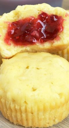 Mini Coconut Pound Cakes Recipe ~ serve them with various fruit preserves.