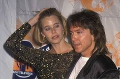 Susan Dey with David Cassidy