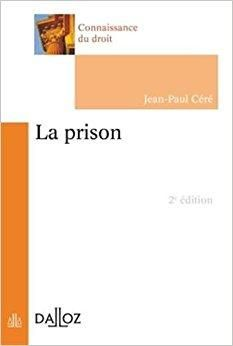 Télécharger La prison - 2e éd. Gratuit