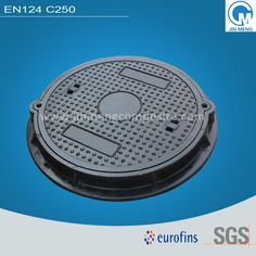sewer manhole cover for sale EN124 C250
