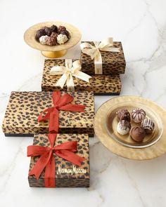 10-Piece Chocolate Truffles - Neiman Marcus