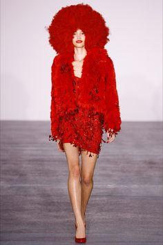 Sfilata Ashish Londra - Collezioni Autunno Inverno 2016-17 - Vogue
