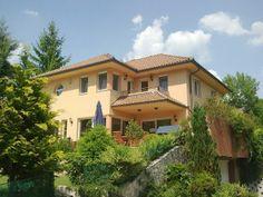Mediterran luxury house exterior