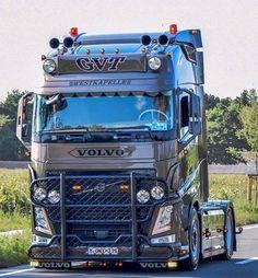 Customised Trucks, Custom Trucks, Volvo Cars, Volvo Trucks, Show Trucks, Big Trucks, Cab Over, Mining Equipment, Motorhome
