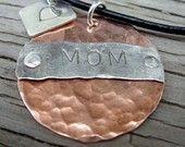 Mom custom jewelery