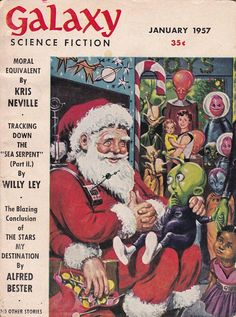 Galaxy Science Fiction 1957 January Vol. 13 No. 3  by H. L.