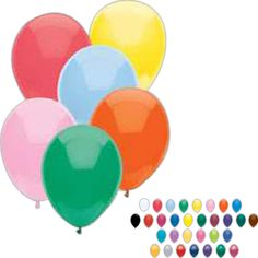 Balloons are always a huge hit with kids and make a great mobile advertisement as they walk around with their balloon up in the air showing off your logo.