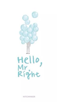 Prt 1 of couple iPhone wallpaper. - hello, mr. Right - boy wallpaper