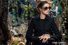 Dolce & Gabbana – Womenswear Advertising Campaign - Fall Winter 2014 2015