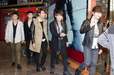 [PRESS] #22112012 – 2PM VISITS TOWER RECORDS SHIBUYA STORE JAPAN ⓒKSTYLE http://news.kstyle.com