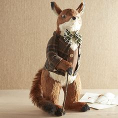 Mr. Foxley the Fox | Pier 1 Imports
