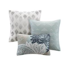 ink ivy mira blue bedding the home decorating company has the best sales