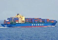 South Korea: Hyundai Merchant Marine Plans to Order Five 13.100 TEU Container Ships