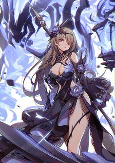 Manga Girl, Anime Girl Hot, Anime Sexy, Kawaii Anime Girl, Anime Art Girl, Anime Girls, Anime Angel, Fanarts Anime, Manga Anime