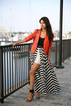 Style Ideas For Summer 2014 – Fashion Style Magazine - Stripe dress
