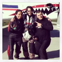 """""""Our amazing video-editing guy; Lucas, decides it's the perfect day for his first tandem jump! Tandem Jump, Drop Zone, Skydiving, Video Editing, Guys, Amazing, Fictional Characters, Fantasy Characters, Sons"""