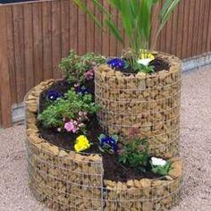 Garden Ideas For Small Space flower garden ideas for small spaces landscaping gardening ideas 20 Garden Ideas For Small Spaces Herb Spiral