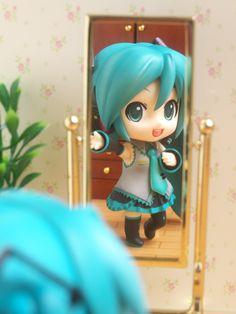 Hatsune Miku figure photo by reonov #Hatsune Miku #Vocaloid