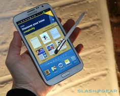 Samsung Note 2 Review