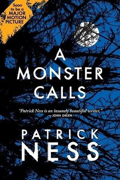 A Monster Calls by Patrick Ness | 53 Books That Will Definitely Make You Cry