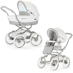 "Bebecar Magic Stylo Class 2in1 Pram System-Polar White  Description: Package Includes: Bebecar Stylo Class Chassis Bebecar Lie Flat Pushchair Seat Unit Bebecar Maxibob Light Carrycot Bebecar Stylo Class Pushchair: The fantastic Magic collection, made with leatherette details and high quality ""Panama Magic"" fabrics, which contain a special...   http://simplybaby.org.uk/bebecar-magic-stylo-class-2in1-pram-system-polar-white/"