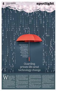 Guarding Private Life Amid Technology Change Data Protection - Guarding Private Life Amid Technology Change Data Protection #technologyposters