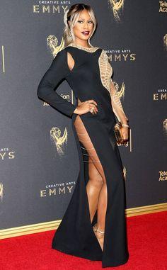 Laverne Cox: Creative Arts Emmys 2017: Red Carpet Arrivals