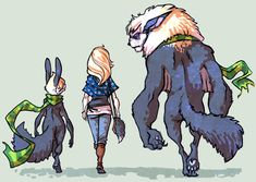 Walk With Me by Turtle-Arts on deviantART