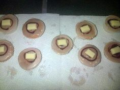 Not very good but cupcakes i made when i started off baking