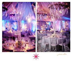 free wedding centerpiece samples | Winter Wedding Centerpieces OhBrides Wedding Magazine Website