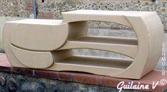 Le meuble télé de Guilaine